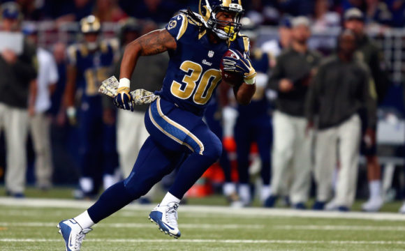 #4 – Todd Gurley
